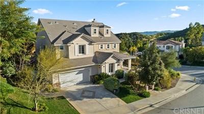 Valencia Single Family Home For Sale: 29304 Madeira Lane