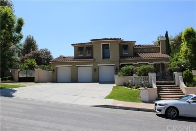 West Covina Single Family Home For Sale: 1331 Bentley Court