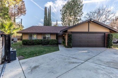 Acton, Canyon Country, Saugus, Santa Clarita, Castaic, Stevenson Ranch, Newhall, Valencia, Agua Dulce Single Family Home For Sale: 30339 Abelia Road