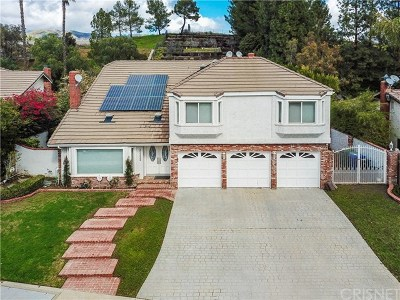 Chatsworth Single Family Home For Sale: 21325 Candice Place