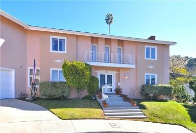 Studio City Single Family Home For Sale: 11442 Dona Cecilia Drive