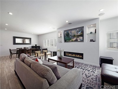West Hollywood Condo/Townhouse For Sale: 924 Palm Avenue #101