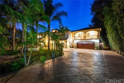 Sherman Oaks Single Family Home For Sale: 13138 Magnolia Boulevard