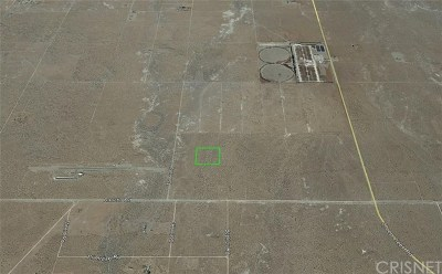 Adelanto Residential Lots & Land For Sale: 1 Vic Tanner & Rancho Rd