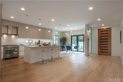 Sherman Oaks Single Family Home For Sale: 4955 Murietta Avenue