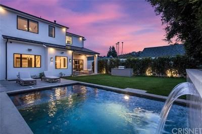 Studio City Single Family Home For Sale: 4115 Elmer Avenue