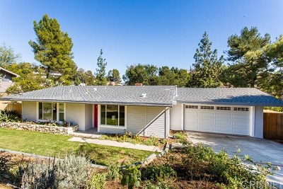 Pasadena Single Family Home For Sale: 1260 Doremus Road