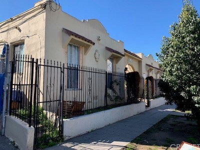 Hollywood Multi Family Home Active Under Contract: 4332 Lockwood Avenue