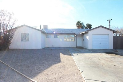 Lancaster Single Family Home For Sale: 45305 12th Street W