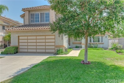 Simi Valley CA Single Family Home For Sale: $705,000