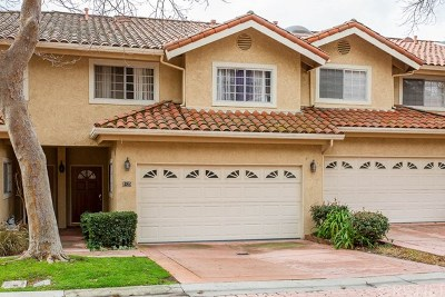 Westlake Village Condo/Townhouse For Sale: 3125 E Hillcrest Drive