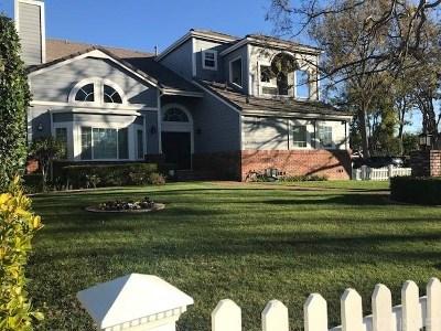 Studio City Single Family Home For Sale: 12303 Milbank Street