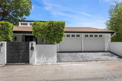 Sherman Oaks Single Family Home For Sale: 13501 Contour Drive