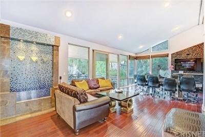 Sherman Oaks Single Family Home For Sale: 4024 Witzel Drive