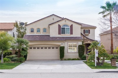 Valencia Single Family Home For Sale: 23936 Rancho Court