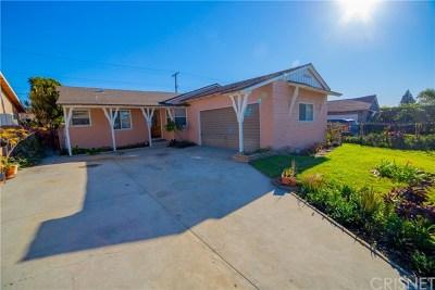 Arleta Single Family Home For Sale: 9212 Vena Avenue