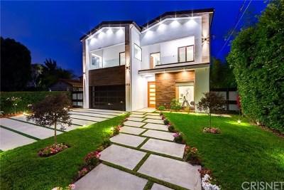 Single Family Home For Sale: 12732 Hortense Street