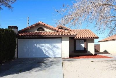 Palmdale Single Family Home For Sale: 3211 E Avenue S1