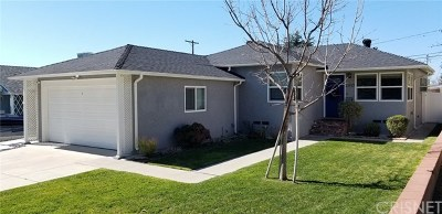 Single Family Home For Sale: 2913 N Buena Vista Street