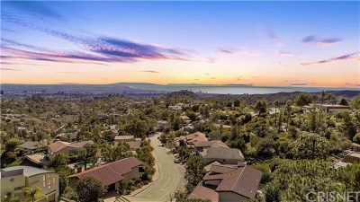 Brentwood, Calabasas, West Hills, Woodland Hills Single Family Home For Sale: 2571 Cordelia Road