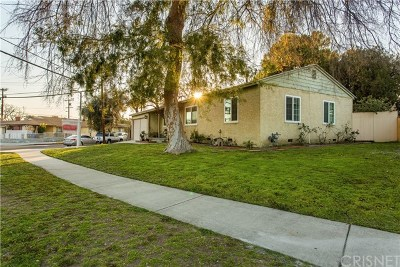 Panorama City Single Family Home For Sale: 8330 Stansbury Avenue