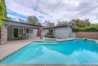 Sherman Oaks Single Family Home For Sale: 5147 Nagle Avenue