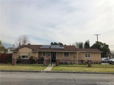 Monrovia Single Family Home For Sale: 1224 Encino Avenue