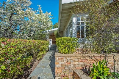 Single Family Home For Sale: 15660 Meadowgate Road