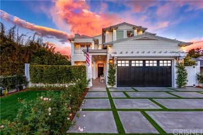 Single Family Home For Sale: 4910 Gaviota Avenue