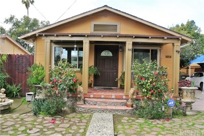 Van Nuys Single Family Home For Sale: 6711 Tyrone Avenue