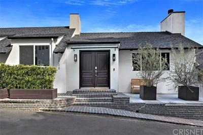 Sherman Oaks Single Family Home For Sale: 3906 Murietta Avenue