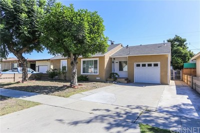 Rental For Rent: 12240 Cornuta Avenue