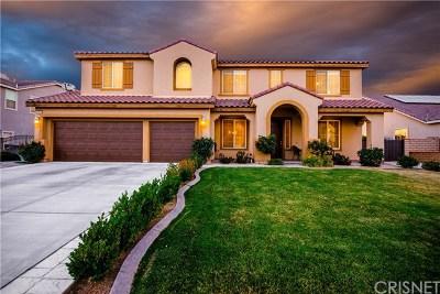 Lancaster Single Family Home For Sale: 3823 W Avenue M10