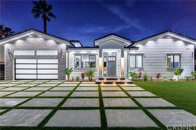 Brentwood, Calabasas, West Hills, Woodland Hills Single Family Home For Sale: 5411 Penfield Avenue