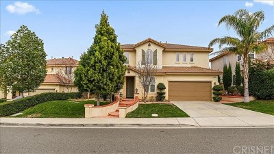 Valencia Single Family Home For Sale: 29194 Bernardo Way
