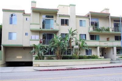 Granada Hills Condo/Townhouse Active Under Contract: 16940 Chatsworth #208