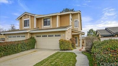 Valencia Single Family Home For Sale: 25674 Lupita Drive