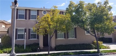 Valencia Single Family Home For Sale: 27716 Summer Grove Place