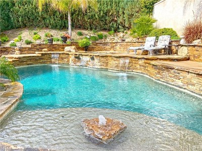 Stevenson Ranch Single Family Home Active Under Contract: 25627 Trent Way