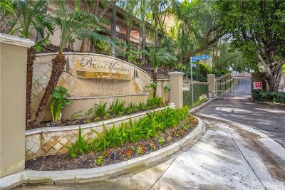 Woodland Hills Condo/Townhouse For Sale: 5210 Premiere Hills Circle #236