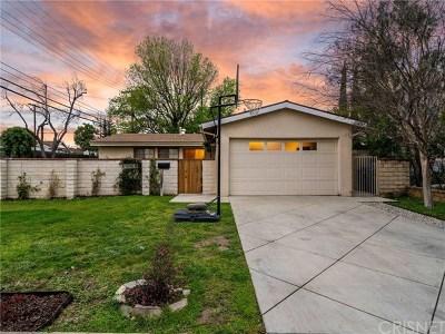 Northridge Single Family Home For Sale: 9503 Gerald Avenue