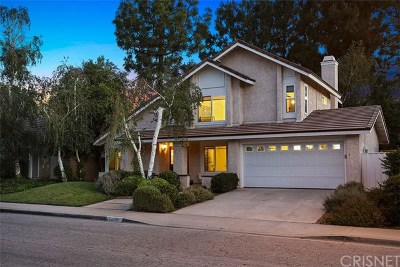 Single Family Home For Sale: 25521 Via Jardin