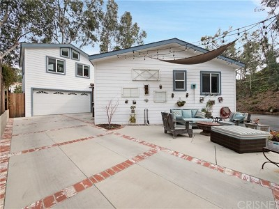 Calabasas Single Family Home For Sale: 23777 Mulholland #46