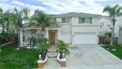 Granada Hills Single Family Home For Sale: 17730 Sidwell Street
