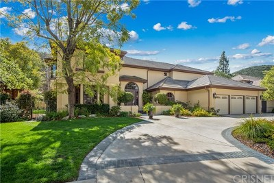 Brentwood, Calabasas, West Hills, Woodland Hills Single Family Home For Sale: 23912 Aspen Way