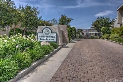 Valencia Condo/Townhouse For Sale: 23208 Kimmore