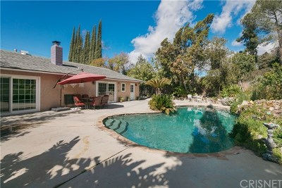 Granada Hills Single Family Home For Sale: 12278 Woodley Avenue