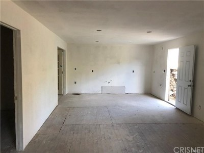 Sylmar Single Family Home For Sale: 12055 Kagel Canyon Road