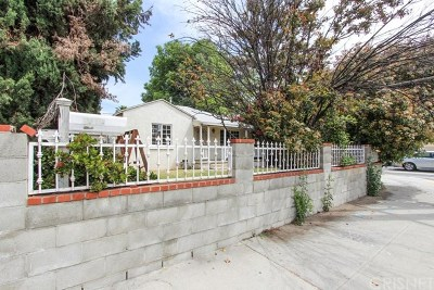 Winnetka Single Family Home Active Under Contract: 19703 Roscoe Boulevard