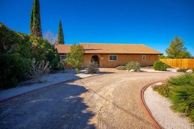 Quartz Hill Single Family Home For Sale: 43227 50th Street W